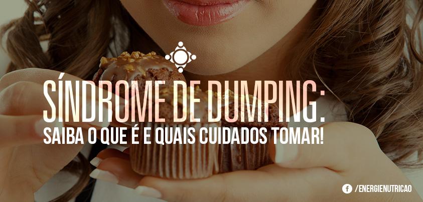 Síndrome de Dumping