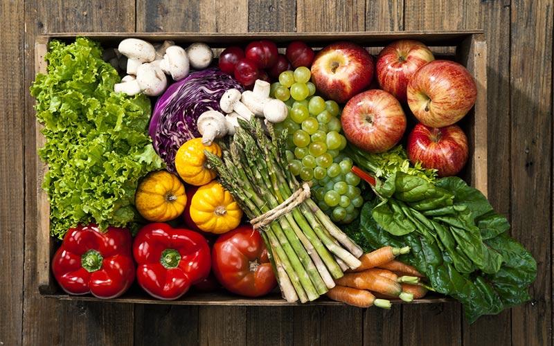 dieta dash - alimentos naturais
