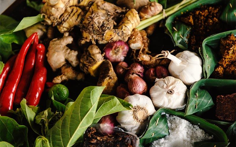 dieta dash - temperos naturais