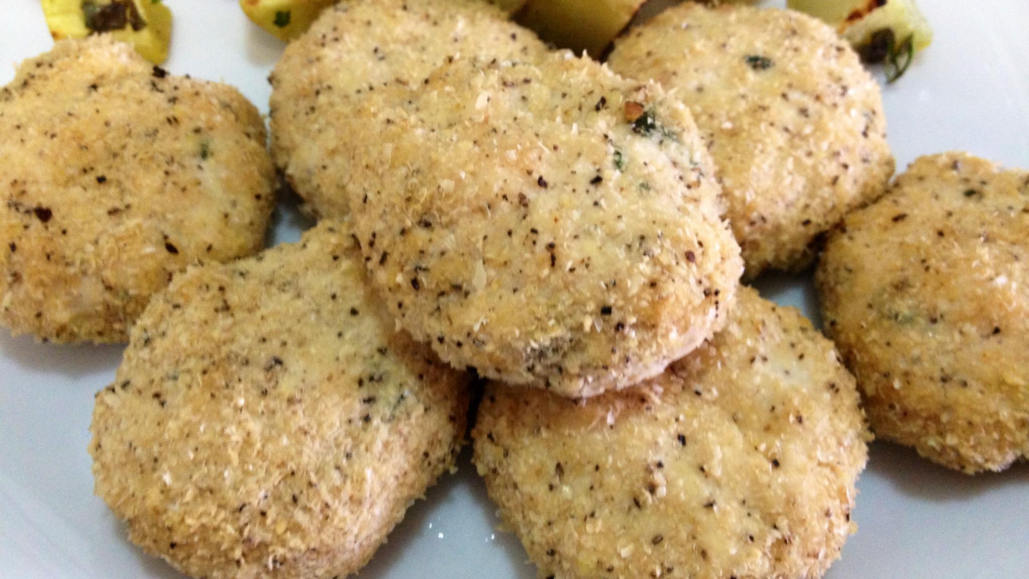 Frango delicioso - Empanadinhos de frango
