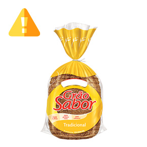 pao integral de verdade - lista de ingredientes - pão 1
