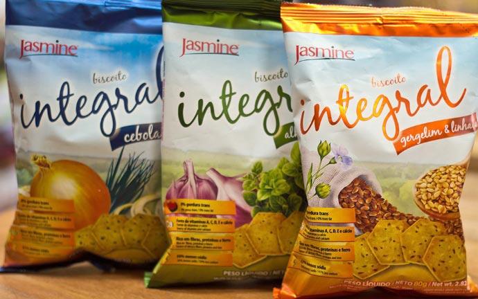snacks saudáveis - biscoito integral jasmine