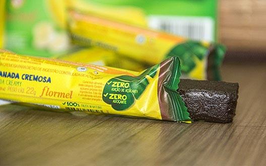 snacks saudáveis - bananada flormel
