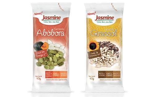 snacks saudáveis - semente de abóbora ou semente de girassol